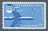 U.S. Military Aviation, 50th Anniversary, United States, 1957 (Scott C49)