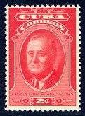 Franklin D. Roosevelt Issue (Scott 406)